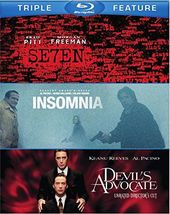 Seven / Insomnia / The Devil's Advocate (Blu-ray)