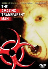 The Amazing Transparent Man [Thinpak] (DVD)