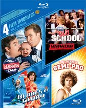 Will Ferrell: 4 Film Favorites (The Campaign /