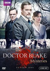 The Doctor Blake Mysteries - Season 1 (3-DVD)