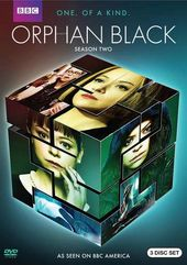 Orphan Black - Season 2 (3-DVD)
