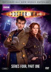 Doctor Who - #188-#193: Series 4, Part 1 (2-DVD)