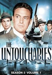 The Untouchables - Season 3 - Volume 1 (4-DVD)
