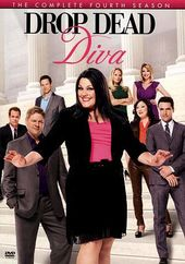 Drop Dead Diva - Complete 4th Season (3-DVD)
