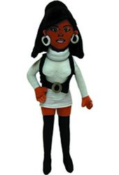 "Archer Lana Kane - 12"" Plush Figure"