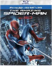 The Amazing Spider-Man 3D (Blu-ray + DVD)