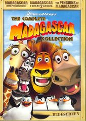 Madagascar: The Complete Collection (Widescreen