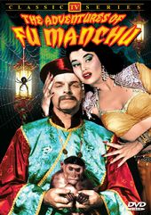 "Adventures of Fu Manchu - 11"" x 17"" Poster"