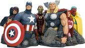 Avengers - Assemble Alex Ross - Fine Art Sculpture