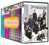 7th Heaven - Seasons 1-9 (51-DVD)