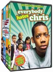 Everybody Hates Chris - Complete Series (16-DVD)
