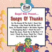 Gospel Kids Present...Thank You Songs (2-CD)