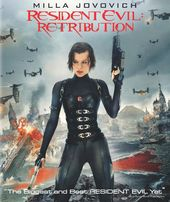Resident Evil: Retribution (Blu-ray, Includes