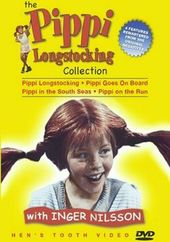 The Pippi Longstocking Collection (4-DVD)