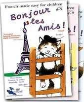 Bonjour Les Amis: French Made Easy for Children -