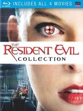 The Resident Evil Collection (Blu-ray)