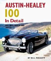 Austin-Healey 100 in Detail: Bn1, Bn2, 100m &