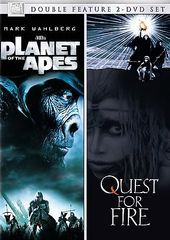 Planet of the Apes (2001) / Quest for Fire