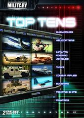 Discovery Channel - Military: Top Tens (2-DVD)