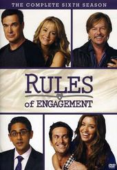 Rules of Engagement - Complete 6th Season (2-Disc)