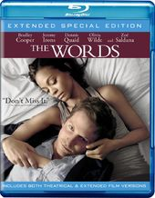 The Words (Blu-ray, Includes Digital Copy,