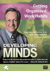 Developing Minds - Theme Set: Getting Organized /