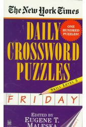 Crosswords/General: The New York Times Daily