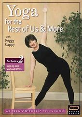 Yoga For The Rest of Us & More (2-DVD)