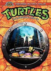 Teenage Mutant Ninja Turtles - The Movie