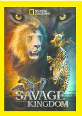 National Geographic - Savage Kingdom (2-Disc)