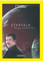 National Geographic - StarTalk - Season 3 (4-Disc)