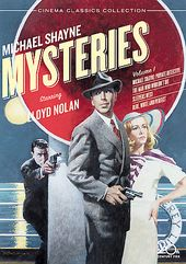 Michael Shayne Mysteries, Volume 1: 4-Film