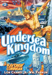 The Undersea Kingdom, Volume 2 (Chapters 7-12)