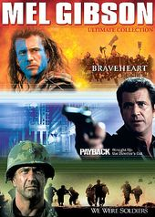 The Mel Gibson Ultimate Collection (3-DVD:)