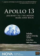 Nova - Apollo 13: To The Edge and Back (3-DVD)