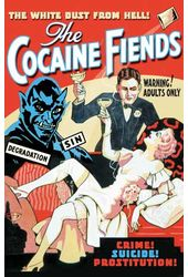 "The Cocaine Fiends - Large Poster (18"" x 24"")"