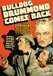 "Bulldog Drummond Comes Back - 11"" x 17"" Poster"