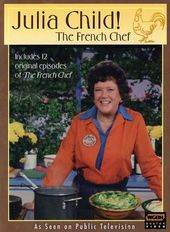 Food - Julia Child - The French Chef (3-DVD)