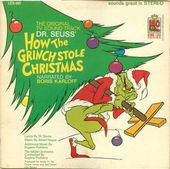 How The Grinch Stole Christmas (Grinch Green