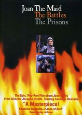 Joan the Maid - The Battles / The Prisons (2-DVD)