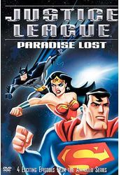 Justice League - Paradise Lost, Parts 1 & 2 / War