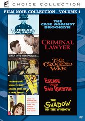 Film Noir Collection (The Case Against Brooklyn /