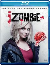 iZombie - Complete 2nd Season (Blu-ray)