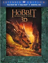 The Hobbit: The Desolation of Smaug (Blu-ray,