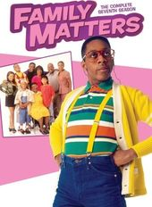 Family Matters - Complete 7th Season (3-Disc)