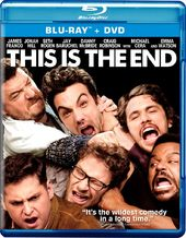 This Is the End (Blu-ray + DVD)