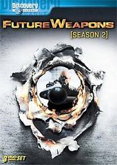 Future Weapons - Season 2 (3-DVD)