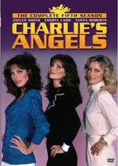 Charlie's Angels - Complete 5th Season (3-Disc)