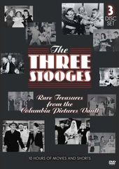 The Three Stooges - Rare Treasures from the