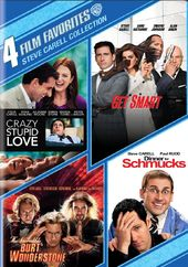 4 Film Favorites: Steve Carell Collection (Crazy